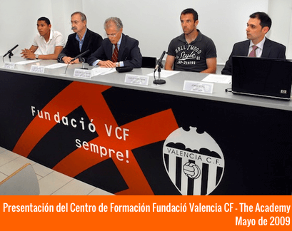 presentación centro de formación VCF